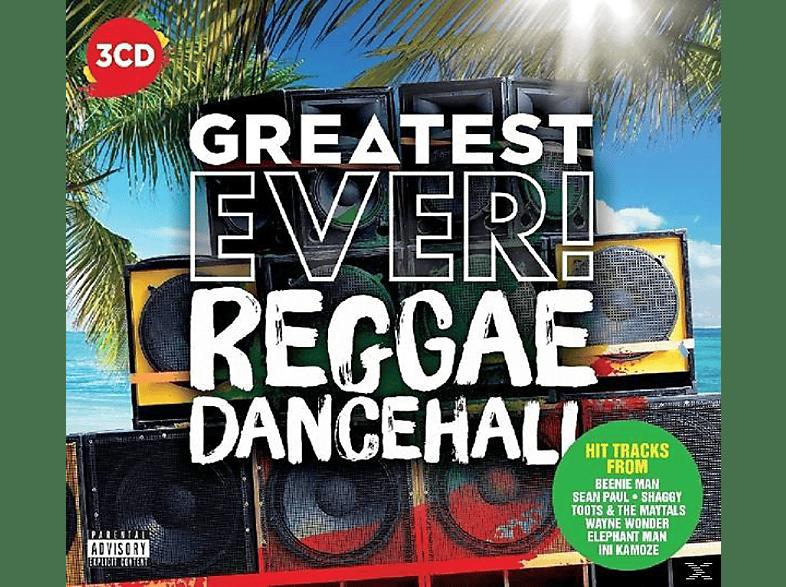 VARIOUS - Reggae Dancehall-Greatest Ever [CD]