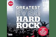 VARIOUS - Hard Rock-Greatest Ever [CD]