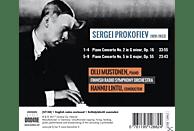 Mustonen,Olli/Lintu,Hannu/Finnish Radio SO - Klavierkonzerte 2+5 [CD]