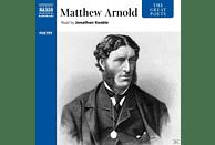 Jonathan Keeble - The Great Poets: Matthew Arnold - (CD)