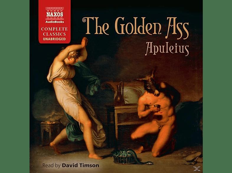 David Timson - The Golden Ass - (CD)