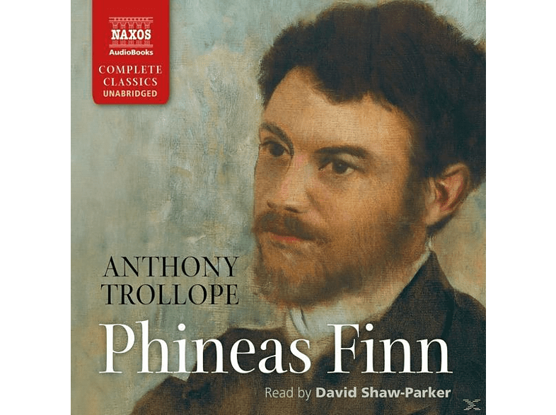 David Shaw-Parker - Phineas Finn - (CD)