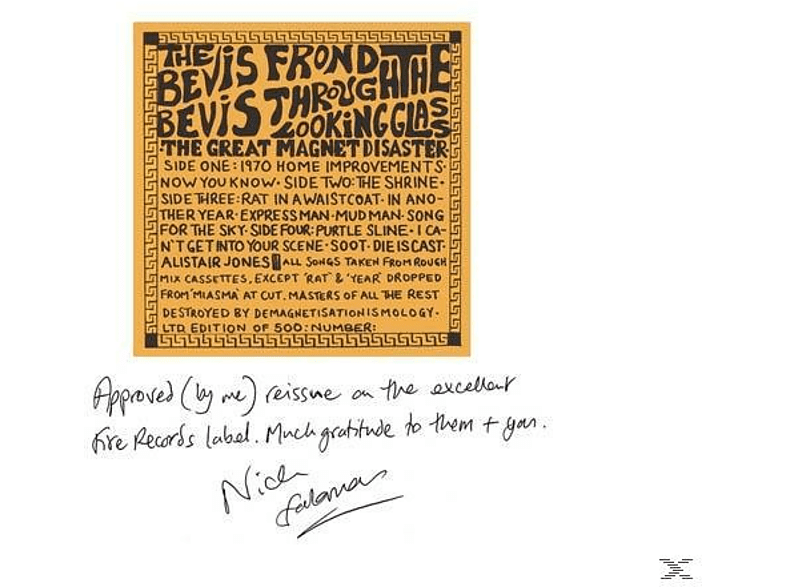The Bevis Frond - Bevis Through The Looking Glass [CD]