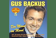 Gus Backus, VARIOUS - Der Mann im Mond-50 grosse E [CD]