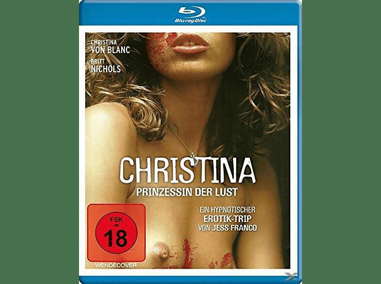 Das Grauen von Schloss Montserrat: Christina - Prinzessin der Lust [Blu-ray]