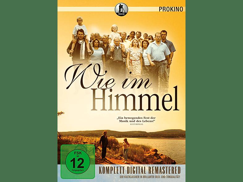 Wie im Himmel (Digital Remastered) [DVD]