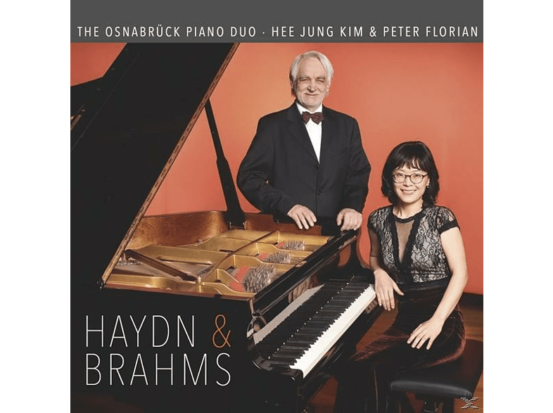 The Osnabrück Piano Duo - Haydn & Brahms [CD]