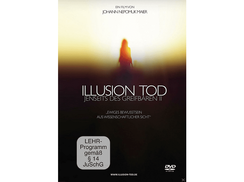 Jenseits des Greifbaren II - Illusion Tod [DVD]