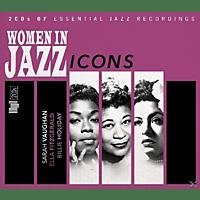 VARIOUS - Women In Jazz [CD]
