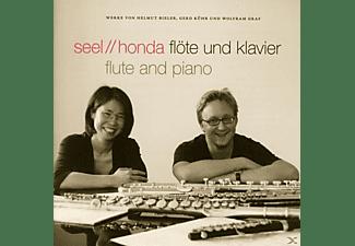 Chie Honda & Martin Seel - Seel/Honda: Flöte und Klavier  - (CD)