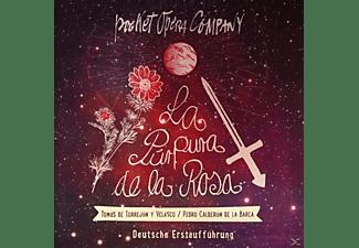 Pocket Opera Company - La Púrpura de la Rosa  - (CD)