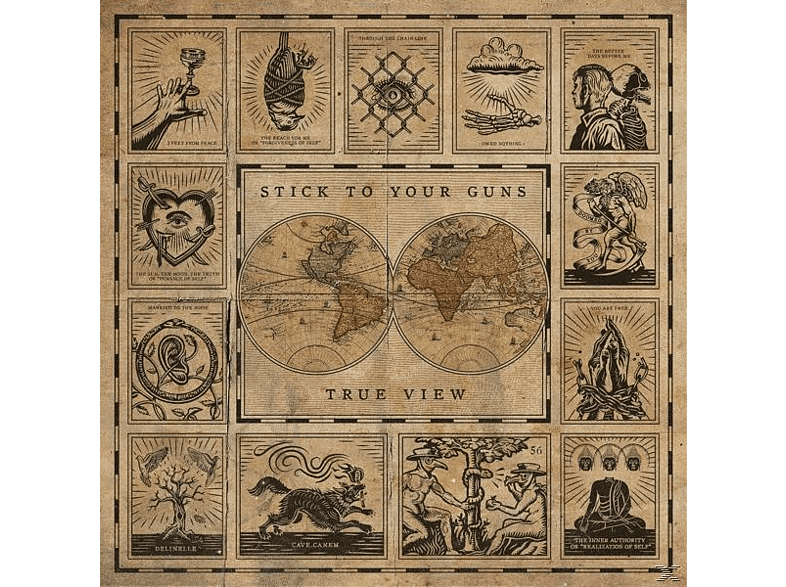 Stick To Your Guns - True View [Vinyl]