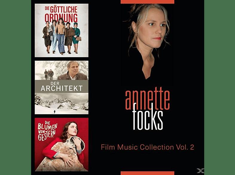 Annette Focks - Film Music Collection Vol.2 (Die Blumen Von Gester [CD]