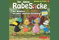 Der kleine Rabe Socke - Das Waldlied und andere rabenstarke Geschichten - (CD)