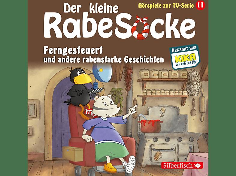 Der kleine Rabe Socke - Ferngesteuert und andere rabenstarke Geschichten - (CD)