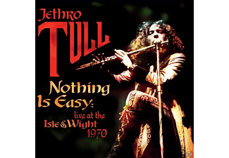 Jethro Tull - Nothing Is Easy-Live At The Isle Of Wight - (Vinyl)