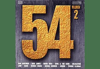 VARIOUS - 54 vol.2  - (CD)