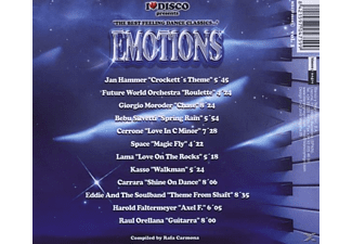 VARIOUS - i love disco emotions  - (CD)