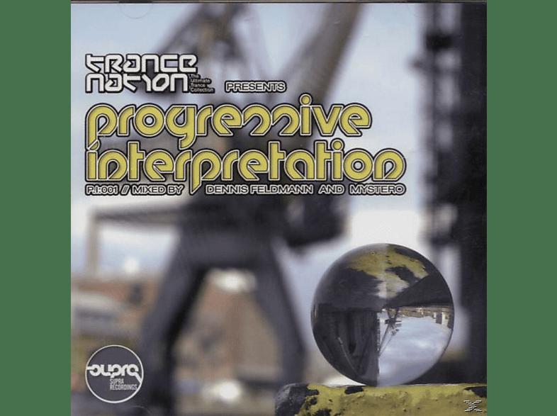 Various/Dennis Feldmann & Mystero - trance nation pres.progressive interpr [CD]