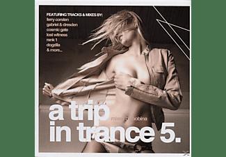 Bobina - a trip in trance vol.5  - (CD)