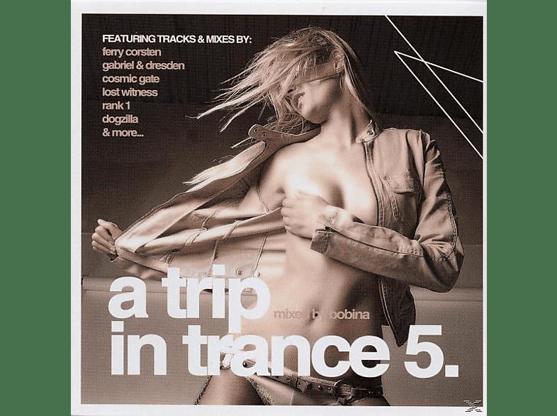 Bobina - a trip in trance vol.5 [CD]