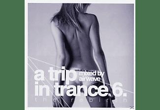 VARIOUS - a trip in trance vol.6  - (CD)
