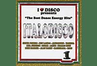 VARIOUS - I Love Italo Disco Energy Vol.1 [CD]
