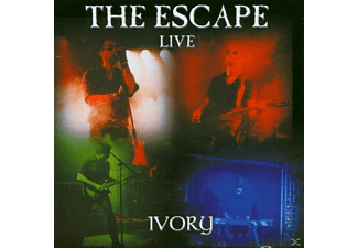 The Escape - ivory live  - (CD)
