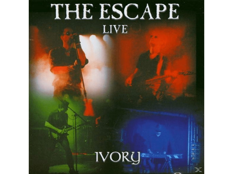 The Escape - ivory live [CD]