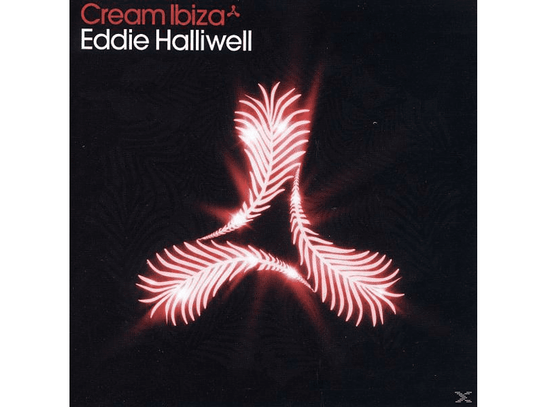 Halliwell Eddie - Cream Ibiza [CD]