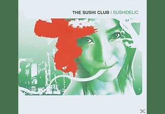 The Sushi Club - Sushidelic  - (CD)