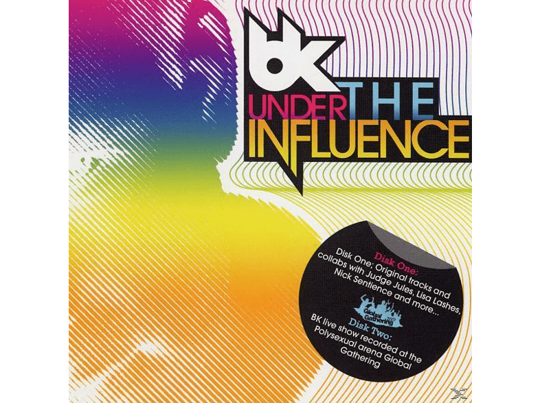 VARIOUS - under the influence [CD]