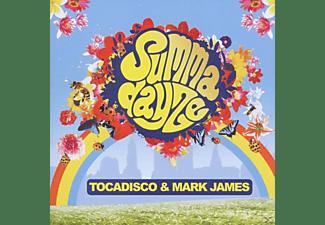 Mark James - Summadayze  - (CD)