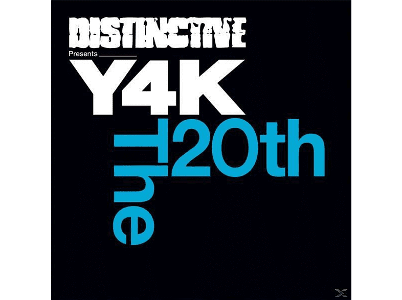 Various/Distinctive Pres - Distinctive Pres.The 20th [CD]