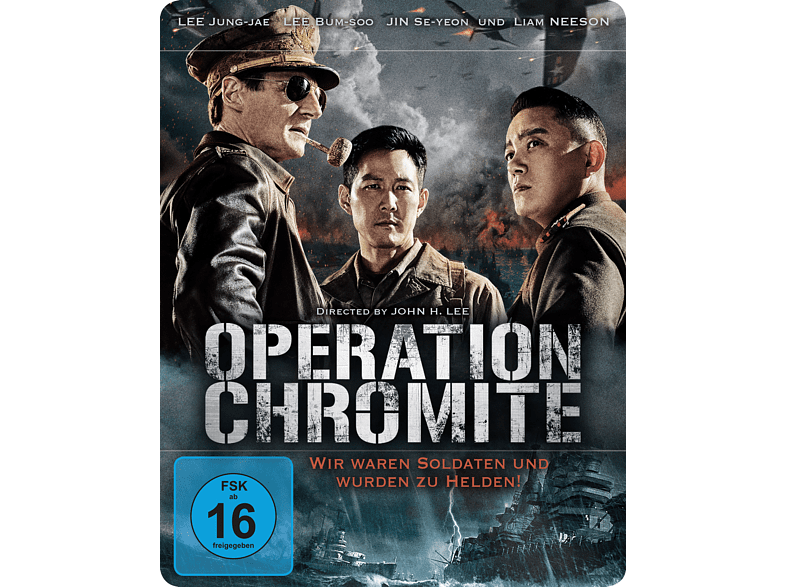 Operation Chromite (Exklusives Steelbook) [Blu-ray]