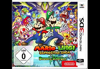 Mario & Luigi: Super Star Saga + Bowsers Schergen - [Nintendo 3DS]