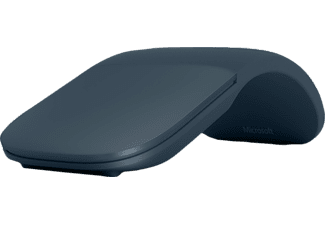MICROSOFT Surface Arc Mouse Funkmaus, Kobalt Blau