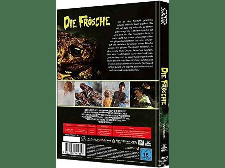 Die Frösche [Blu-ray + DVD]