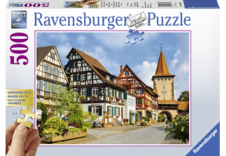 RAVENSBURGER Gengenbach im Kinzigtal Puzzle, Mehrfarbig