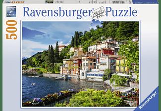 RAVENSBURGER Comer See, Italien Puzzle Mehrfarbig