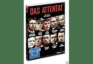 Das Attentat DVD