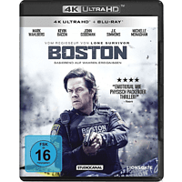 Boston 4K Ultra HD Blu-ray + Blu-ray