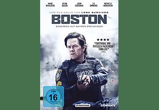 Boston  DVD
