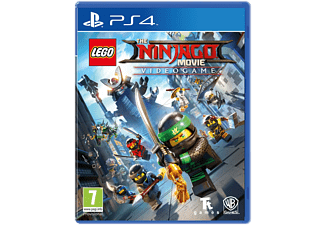 Lego Ninjago Movie Videogame FR/NL PS4