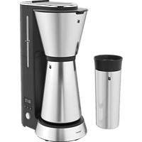 WMF 04.1226.0011 KÜCHENminis® Aroma Thermo to go Kaffeemaschine Edelstahl matt