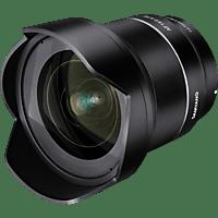 SAMYANG AF 14mm F2.8 FE 14 mm f/2.8  (Objektiv für Sony E-Mount, Schwarz)