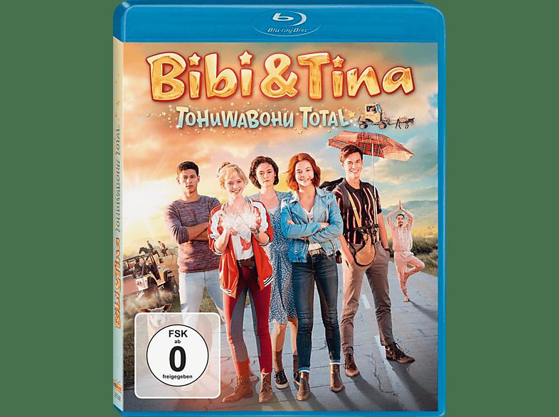 Bibi & Tina - Tohuwabohu Total [Blu-ray]