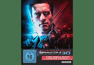 Terminator 2 3D Steelbook Edition [Blu-ray]