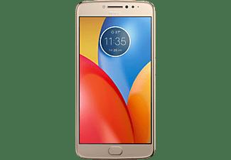 "Móvil - Motorola E4 Plus, Oro, 16 GB, 3 GB RAM, 5.5"", MediaTek MT6737, 5000 mAh, Android"