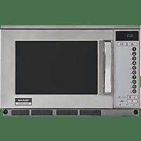 SHARP R-25AT Mikrowelle (2100 Watt)